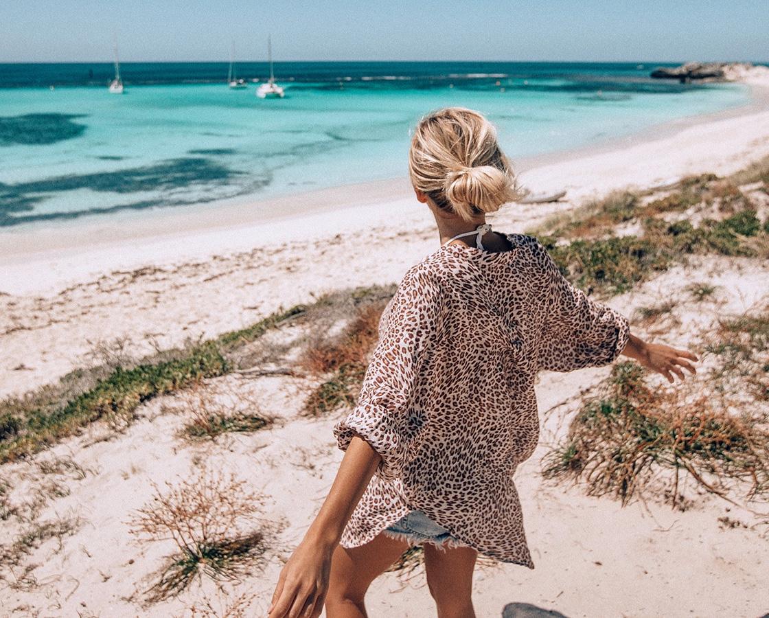 Australian Beach View