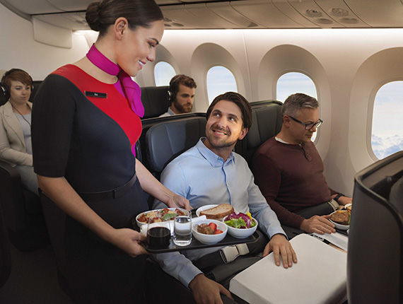 Dreamliner Premium Economy