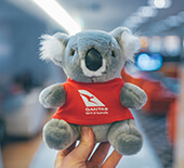 Qantas care package
